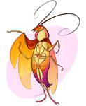 Roach girl