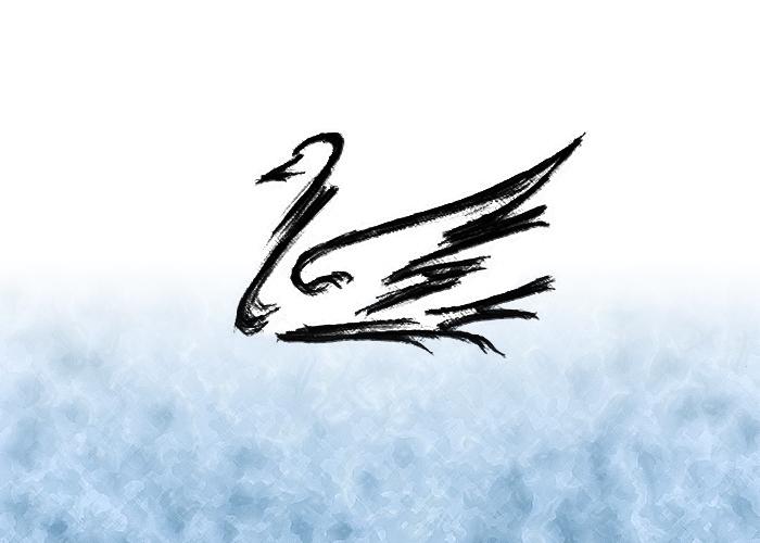 Swan by haru-e-k