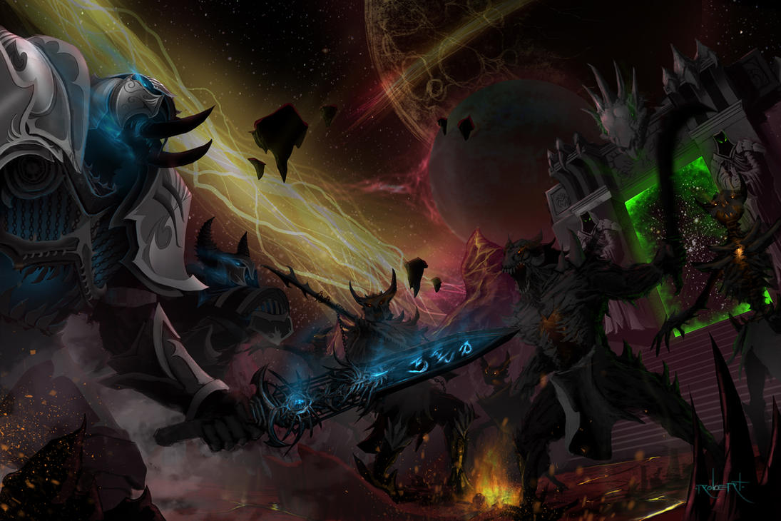 Hellfire by d1eSELxxxx