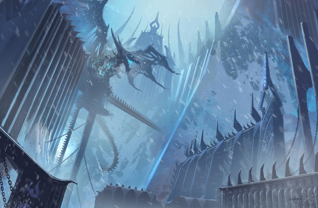 Icecrown by d1eselx