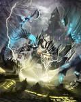 Diablo 3 - Falling Sword