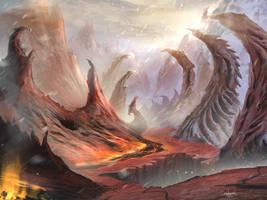 Mountain by d1eselx