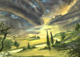 Plains by d1eselx