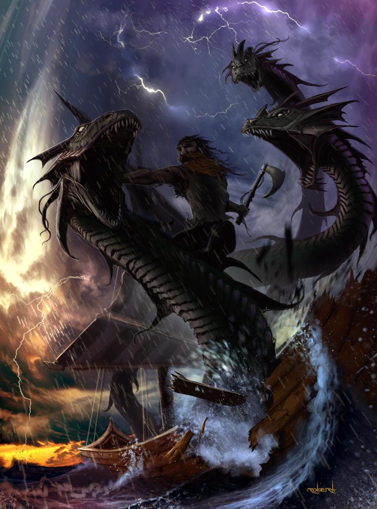 Hydra Wreck by d1eselx