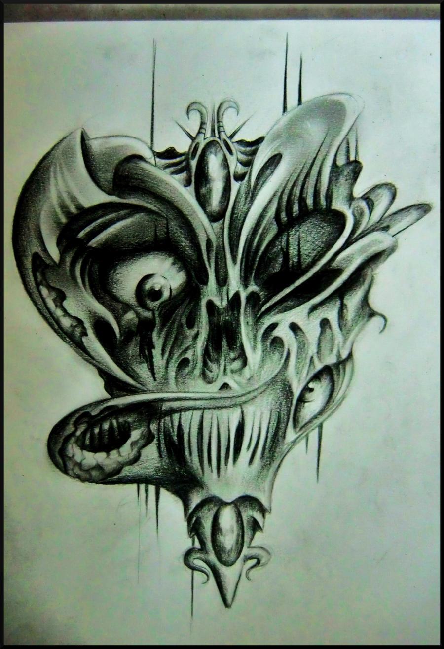 mutant by ShamelessArt