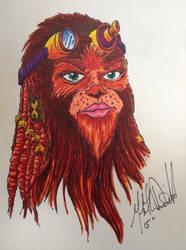Wookie BowWow
