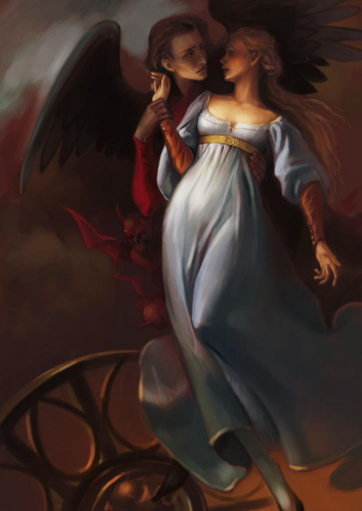 Le Diable amoureux by Toru-meow