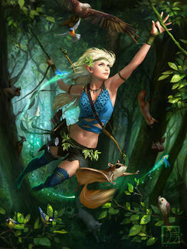 Legend of the Cryptids  - Sylvan