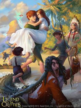 Neverland's Grand Finale