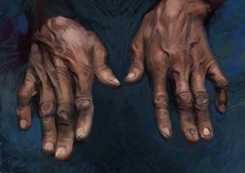 hands study by Toru-meow