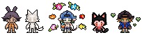 sprite batch 2 by pbons