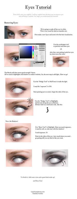Eyes Tutorial I - Removing