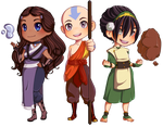-Commission- Avatar: The Last Airbender