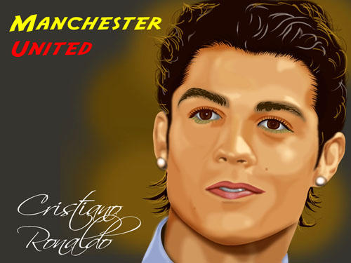 cristiano ronaldo by imagine064