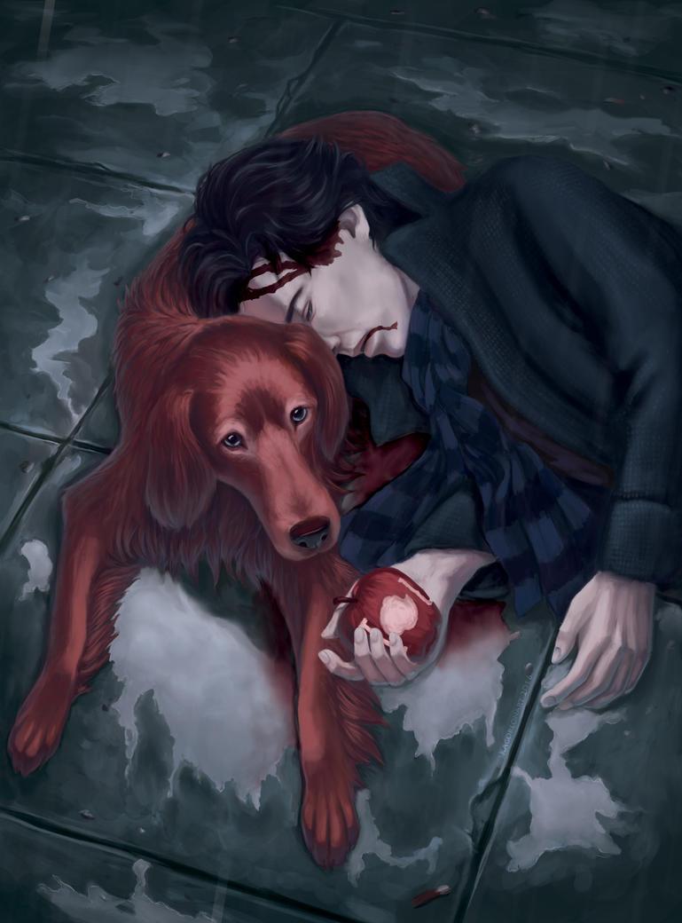 BBC Sherlock - No Lazarus by WanderingDragon379