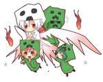 Minecraft chibi