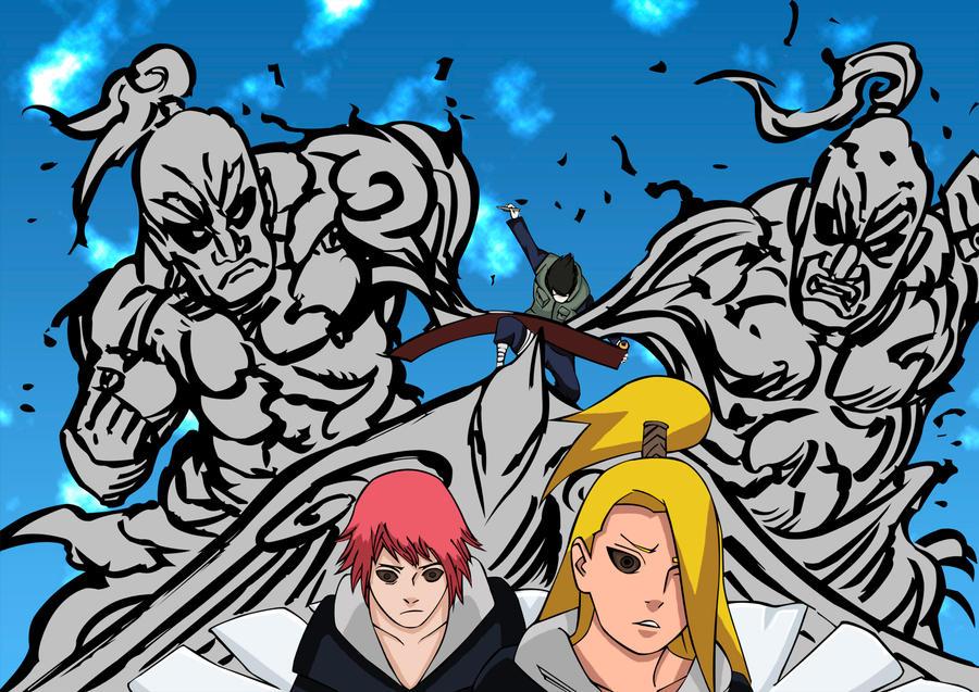 Naruto 518 by raphavictor