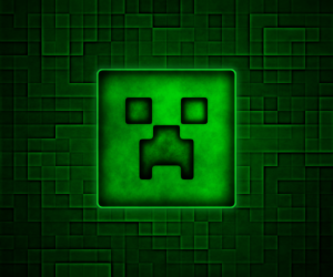 Creeper of Minecraft - Wallpaper for you. by SaSSonArt ...