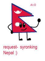 Request-Nepal by ElishebisZPR