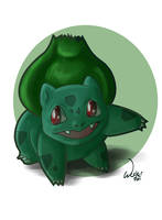 Bulbasaur by OwlBulldog
