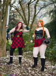 Scotsmen's Daughters by FluffyNephilim
