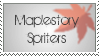 Maplestory Spriters Stamp by MrLP1234