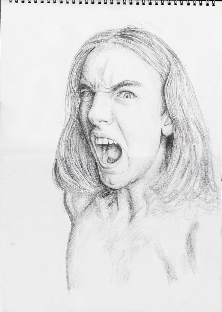 Self Portrait 2 by joabo42