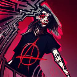 Anarchy by Sheeshmeow