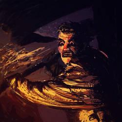 Axeman by Sheeshmeow