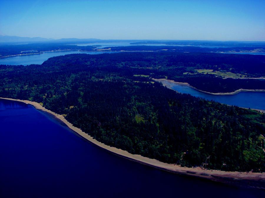 South Puget Sound by PhoenixLumbre
