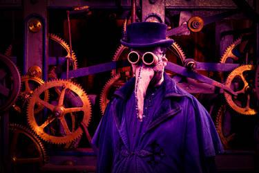 Plague Doctor by PhoenixLumbre