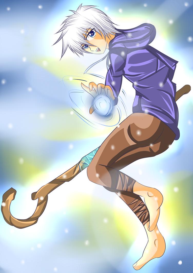 Jack Frost by Valorie-Sonsaku