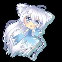 Commission - Azurii by Valorie-Sonsaku