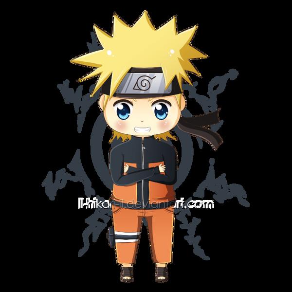 Naruto by ll-hikari-ll