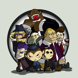 Monkey Mafia