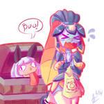 Poor Minette