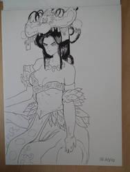princesse Kushinata