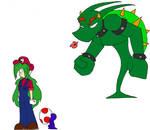 Sinper Mario
