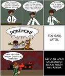 Obligatory Pokemon Comic