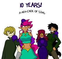 A MehCade Of Sins by SinComics