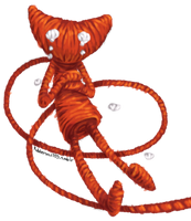 Yarny too good for this world by 3eep