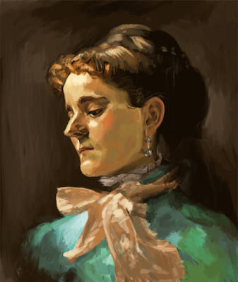 Master Study: John Singer Sargent by Nadesican