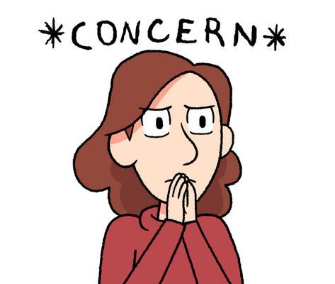 *Concern*