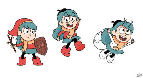 Super Hilda Bros