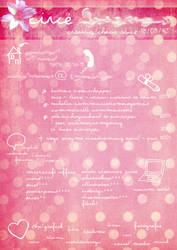 resume by ninoesjka