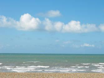 Brighton Seaside by GaEv
