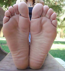 Soft sexy soles