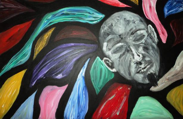 Dormido en el Arte