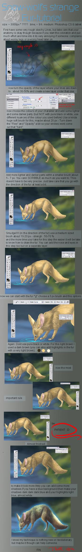 omgosh - fur tutorial by Snow-wolf601
