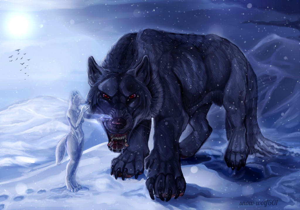 beast wolf wallpaper art - photo #10